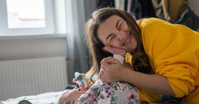 Катерина Бабкіна про материнство, любов, мотивацію та відкриття колосальних внутрішніх резервів
