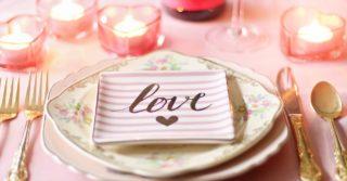 Три простых блюда ко дню Святого Валентина