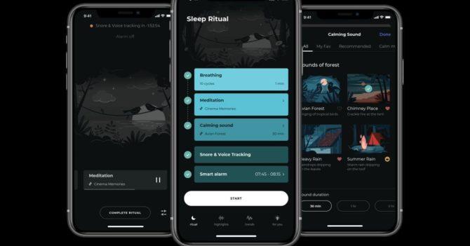 Украинское приложение для улучшения сна стало самым популярным в США