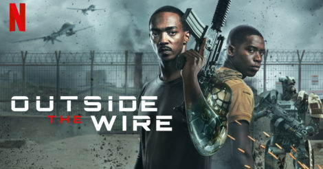 Outside the Wire: фільм про те, як Україну рятують роботи