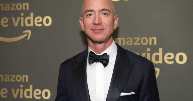 Джефф Безос покидает пост гендиректора Amazon