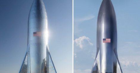 Корабль для космических путешествий Starship разбился во время посадки