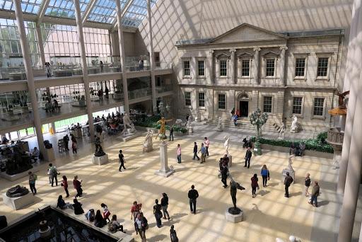 """У музея """"Метрополитен"""" долги из-за пандемии: они будут продавать экспонаты"""