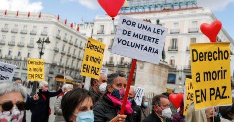 В Испании легализировали эвтаназию
