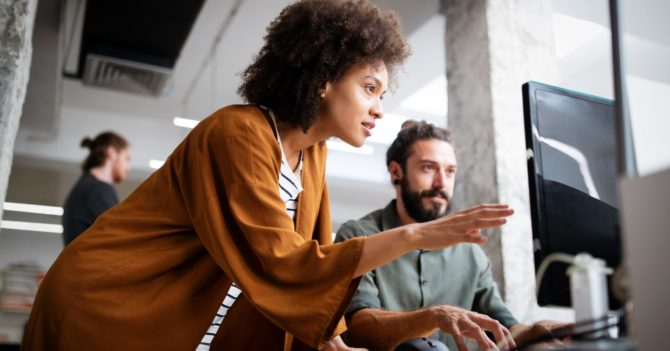 В компании Lenovo 21% руководящих должностей занимают женщины