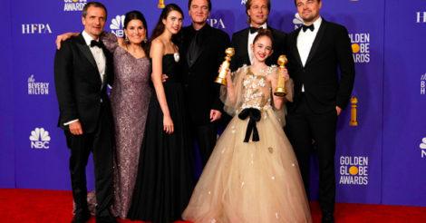 """За лучшую режиссуру награду """"Золотой глобус"""" получила женщина: кто она"""