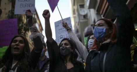 Турция вышла из Конвенции Совета Европы и Стамбульской конвенции по защите женщин