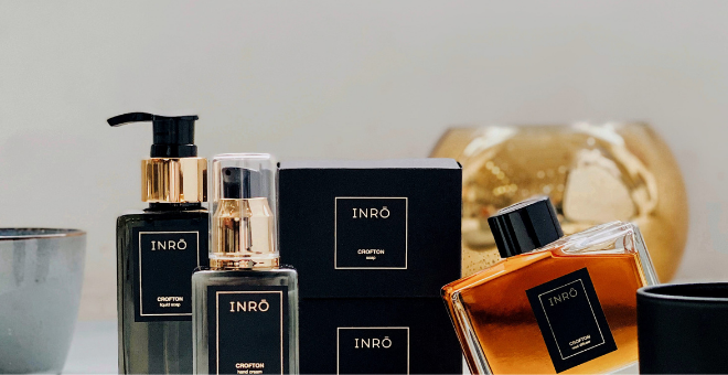 WoMo-находка: украинский бренд парфюмерно-уходовой косметики INRO