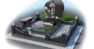 Мемориальный комплекс на могилу: элементы и особенности разработки