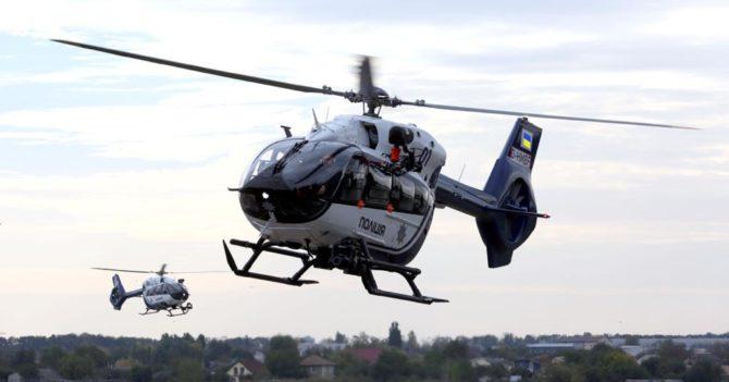 В Украине будет работать скорая помощь на вертолетах