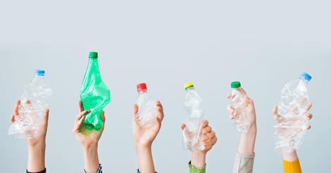 Ученые создали пластик, который разлагается за 3 месяца