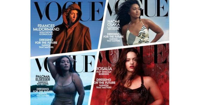 Обложку для Vogue US создала темнокожая фотографка: это впервые