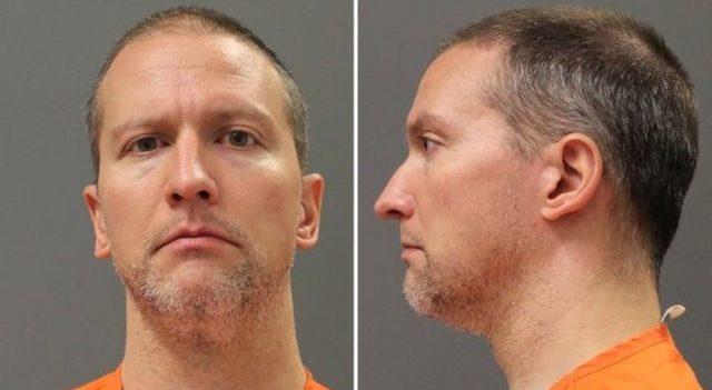 Бывшего полицейского признали виновным в убийстве Джорджа Флойда