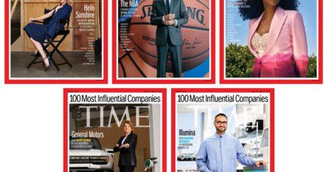 ТОП самых влиятельных компаний в мире: рейтинг журнала Time