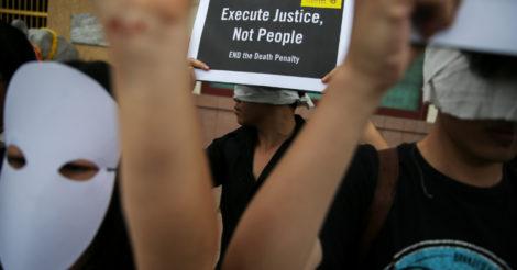 В 2020 году было проведено меньше всего казней за последние 10 лет