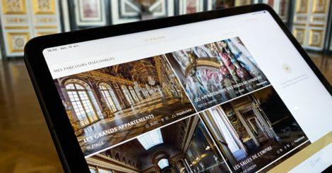 В Версале появился аудиогид на украинском языке