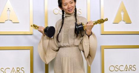 """В Китае запретили рассказывать об исторической победе на """"Оскаре"""" Хлои Чжао"""