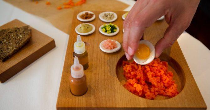 Лучший ресторан мира в Нью-Йорке теперь подает веганские блюда