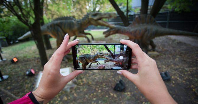 На ВДНГ можно будет исследовать жизнь динозавров