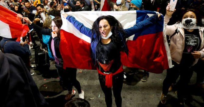 В Чили новую конституцию будут писать мужчины и женщины