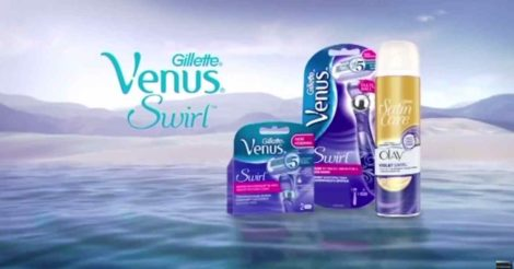 Бренд Gillette Venus призывает женщин говорить о волосах на теле и не скрывать их