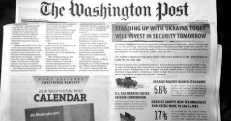 Главным редактором The Washington Post впервые станет женщина
