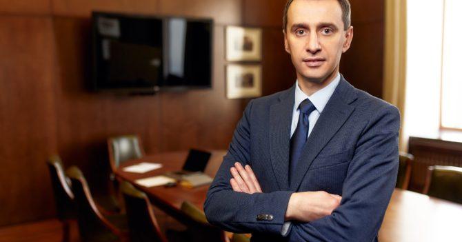 Виктор Ляшко стал новым министром здравоохранения Украины