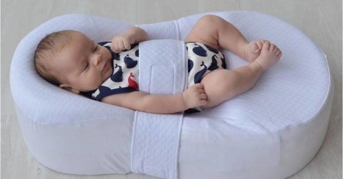 Кокон для новорожденных: спокойный сон и гарантированная безопасность