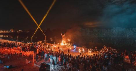 Українська спільнота Burning Man спалить коронавірус