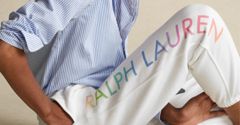 Женские штаны Ralph Lauren сезона 2021