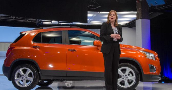 История Мэри Барра: первая женщина-генеральный директор международного автопроизводителя