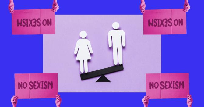 """Дискримінація, сексизм і харасмент під час пошуку роботи в Україні. Яка ситуація """"на зараз"""""""
