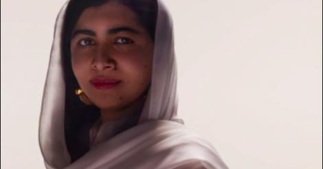 Самая молодая лауреатка Нобелевской премии на обложке Vogue UK