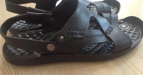 Брендовые мужские сандалии — стильный комфорт