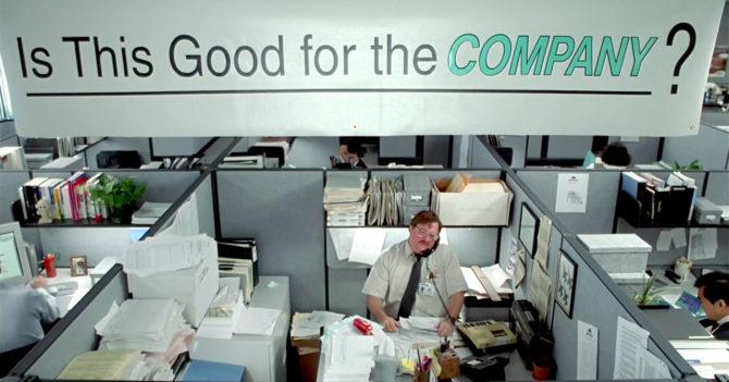 """""""З дев'ятої до п'ятої"""": 5 фільмів про роботу в офісі"""