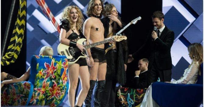 В Италии шоу талантов «X-фактор» станет гендерно-нейтральным