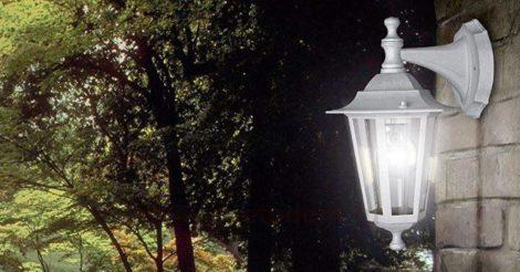Виды уличных светильников: как не ошибиться при выборе