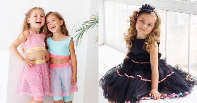 Бренд детской одежды Little Lovelies: Как производить не масс-маркет по доступной цене