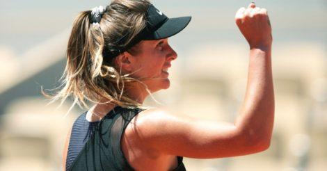 Элина Свитолина вышла в полуфинал Олимпийских игр