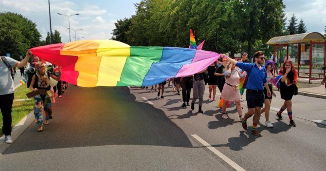 Польские депутаты подали в суд на создателей карты регионов, которые не поддерживают ЛГБТ