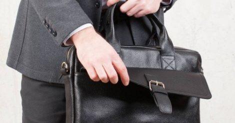Кожаная сумка: аксессуар делового мужчины