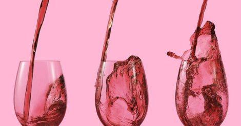5 розовых вин на выходные для хорошего настроения