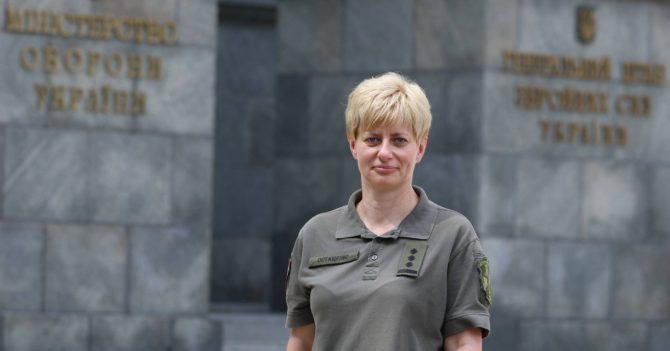 Вооруженные силы Украины возглавит женщина: это впервые