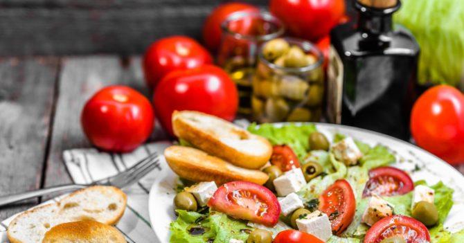 Средиземноморская диета оказалась полезной при болезнях сердца и сосудов - Европейское общество кардиологии
