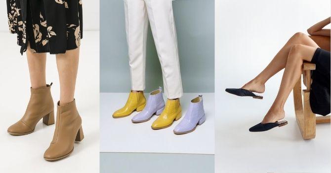 Модная обувь на осень-2021: ТОП украинских брендов обуви, которые нужно купить уже сейчас