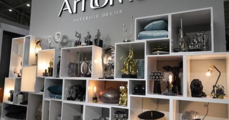 Arhome — дизайнерские предметы для вашего интерьера