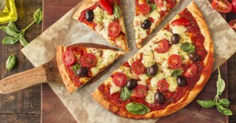 Доставка піци від знаменитого ресторану Monopizza в Києві