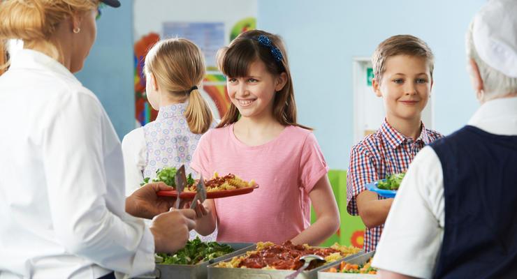 реформа шкільного харчування