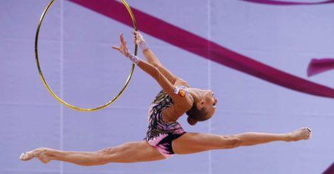 Чем занять ребенка: лучшие клубы художественной гимнастики Киева