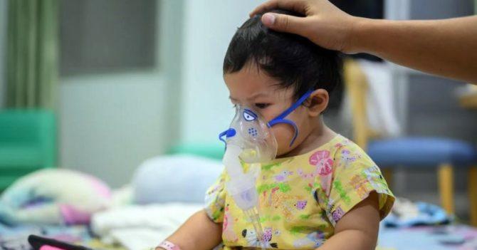 Новый незнакомый вирус в США поразил больше детей, чем COVID-19